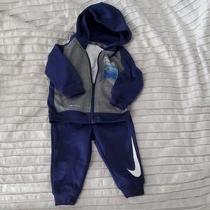 Infant Nike Track suit